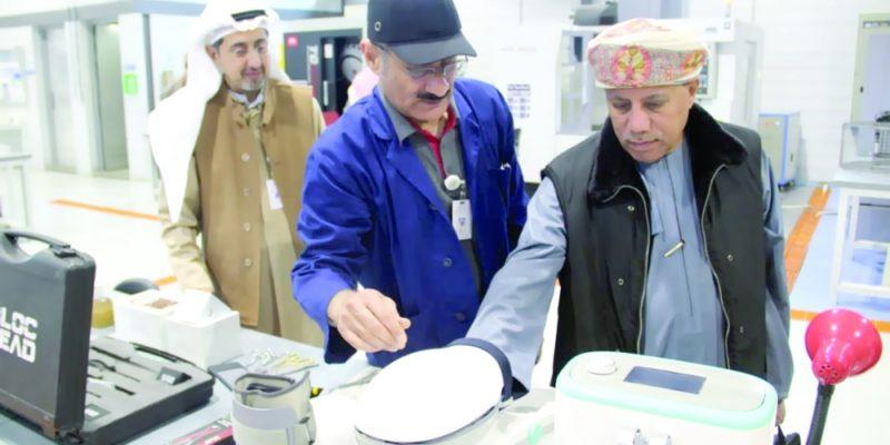 وفد من الجمعية العمانية للملكية الفكرية يزور دولة الكويت