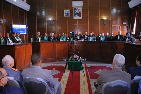تحديث القضاء يضمن النجاعة والشفافية