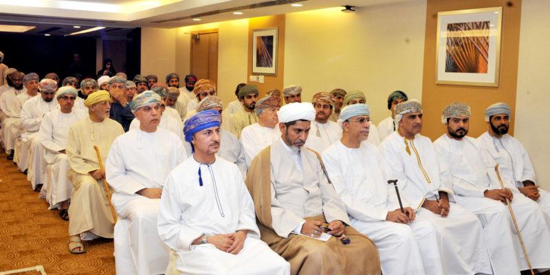 """جريدة الرؤية العمانية - """"مجموعة الحبيب"""" تقدّم دعما لـ 18 جمعية خيرية في إطار مشاريع المشؤولية الاجتماعية"""