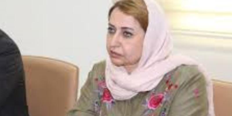الوطنية لحقوق الإنسان تطالب بإطلاق سراح النائبة سهام سرقيوة
