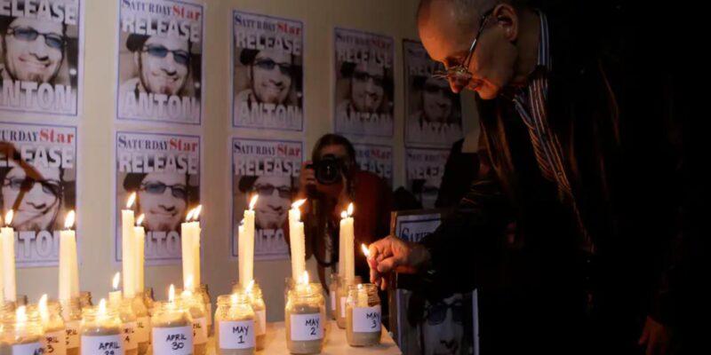 """""""واشنطن بوست"""": إجراءات للتحقيق في قضية صحفي قتله موالون للقذافي"""